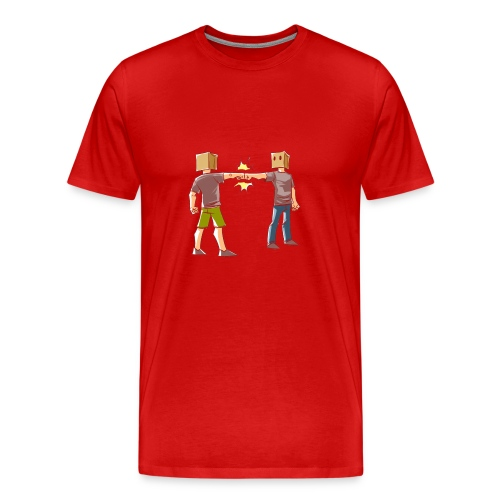 Brofist - Men's Premium T-Shirt