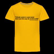 Kids' Shirts ~ Kids' Premium T-Shirt ~ Kids Pants T