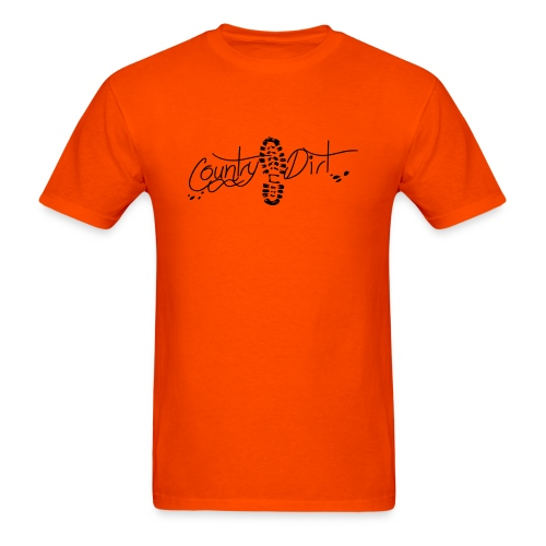 Country Dirt - Men's T-Shirt