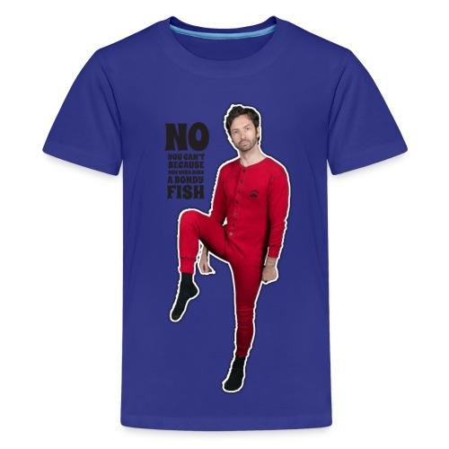 Kids Bondy Fish T - Kids' Premium T-Shirt