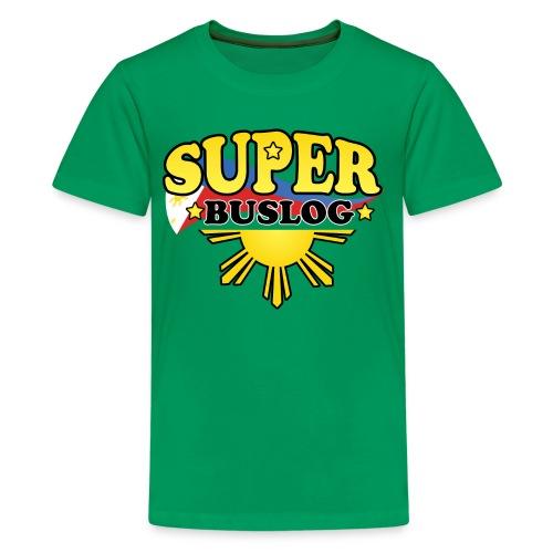 Super Buslog - Kids' Premium T-Shirt