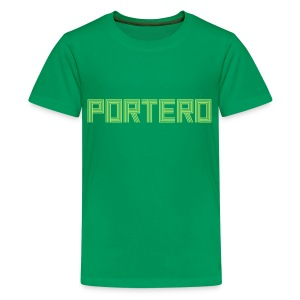Portero Youth Tee - Kids' Premium T-Shirt