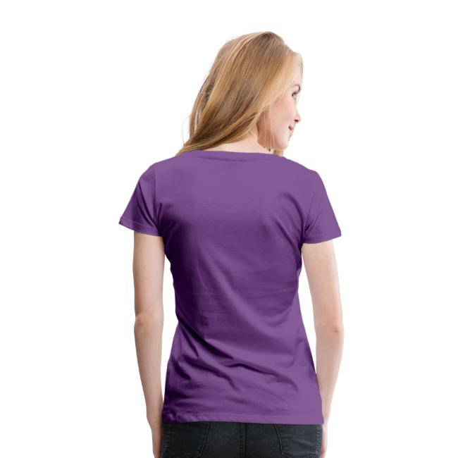 Eat Sleep Disc Golf Women's Fitted Shirt - White Print