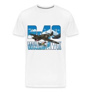 P-40 Warhawk - Men's Premium T-Shirt