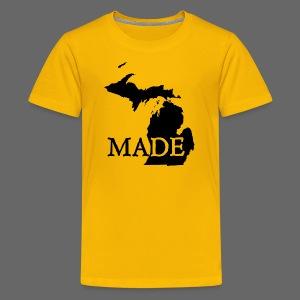 Michigan Made - Kids' Premium T-Shirt