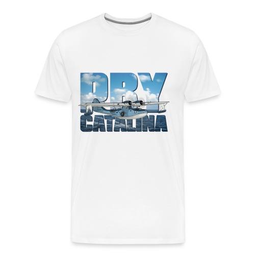 PBY Catalina - Men's Premium T-Shirt