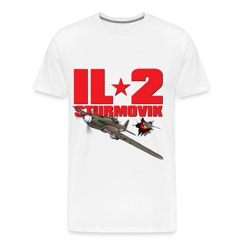IL-2 Sturmovik - Men's Premium T-Shirt