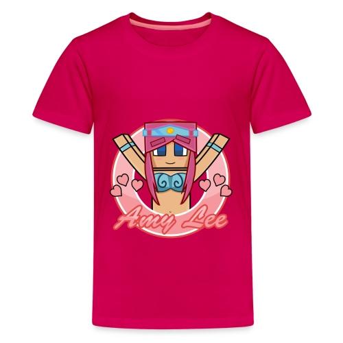 Kids' Premium T-Shirt - Design by https://twitter.com/NinjaPenguinVG