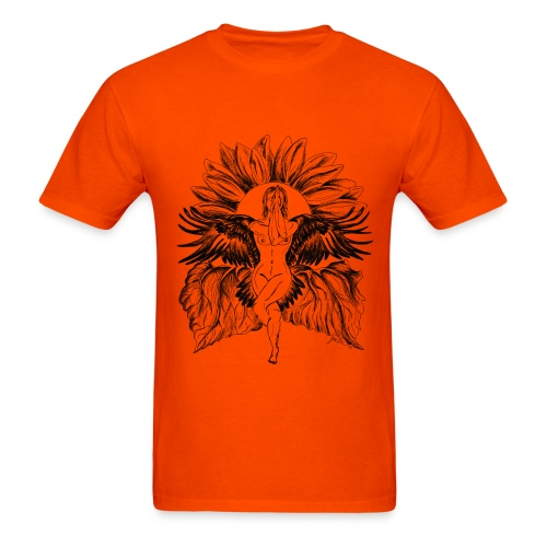 Yoga Tree Eagle  - Men's T-Shirt