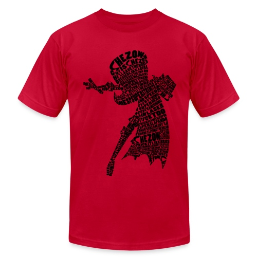 Guy is SheZow! Tee for He - Men's Fine Jersey T-Shirt