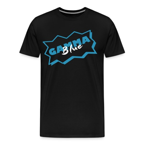Jordan Gamma Blue 11 - Men's Premium T-Shirt