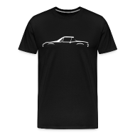 T-Shirts ~ Men's Premium T-Shirt ~ Black beauty