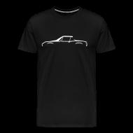 T-Shirts ~ Men's Premium T-Shirt ~ Black beauty