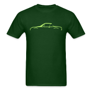 T-Shirts ~ Men's T-Shirt ~ Green Beauty