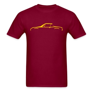 Red Beauty - Men's T-Shirt