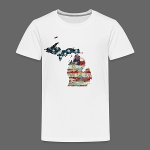 State and Country - Toddler Premium T-Shirt