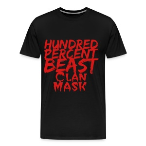 Mask's T-Shirt - Men's Premium T-Shirt