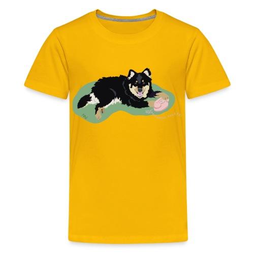 Kids' Tee | He's Taking Your Calls - Kids' Premium T-Shirt
