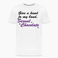 sexual chocolate T-Shirts