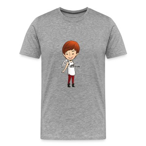 Super Junior - Chibi Eeteuk Shirt [Men's Shirt] - Men's Premium T-Shirt