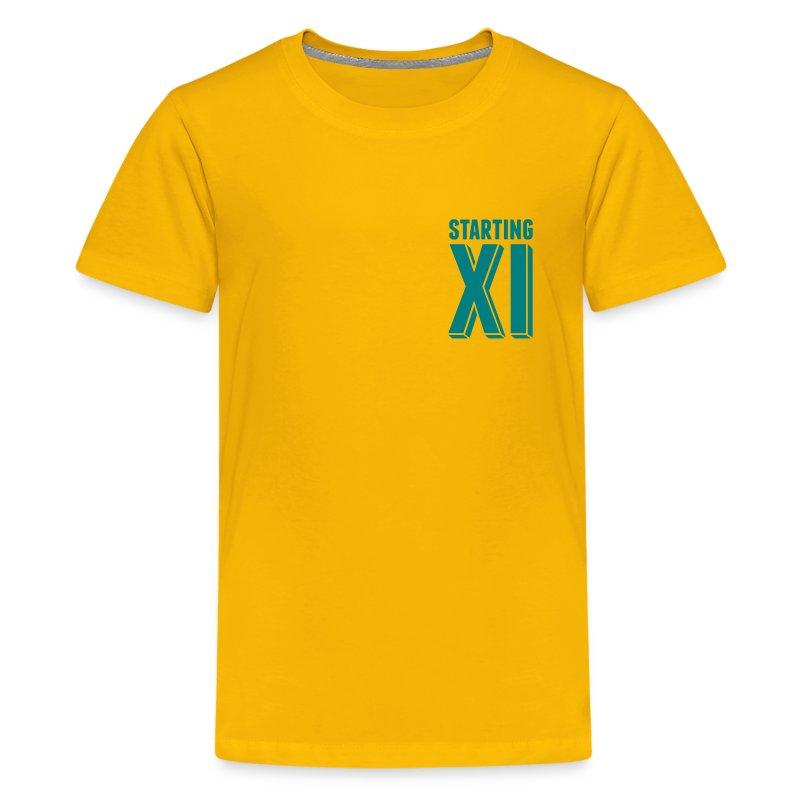 Starting XI Youth Tee - Kids' Premium T-Shirt