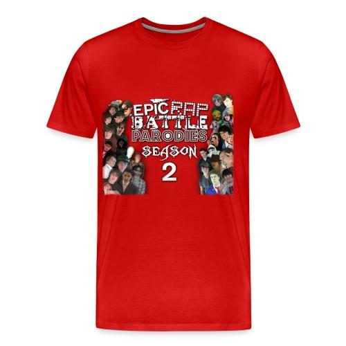 ERBP - Season 2 Shirt - Men's Premium T-Shirt
