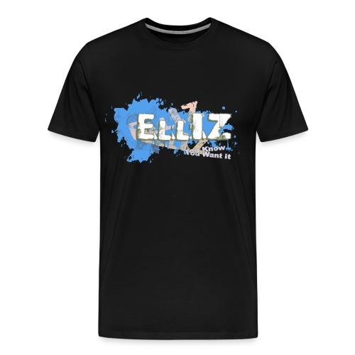 Elliz Explosion T-Shirt - Men's Premium T-Shirt