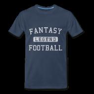 T-Shirts ~ Men's Premium T-Shirt ~ Fantasy Football Legend T-Shirt