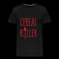 T-Shirts ~ Men's Premium T-Shirt ~ Cereal Killer T-Shirt