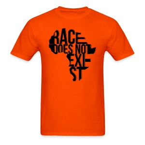 Africa Race Does Not Exist - Men's T-Shirt