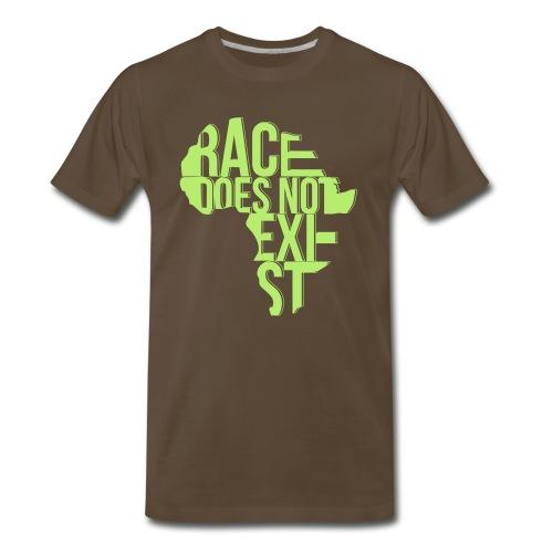 Africa Race Does Not Exist - Men's Premium T-Shirt
