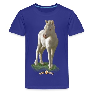 Little Hooves Kiss Me Kate - Kids' Premium T-Shirt