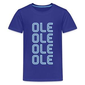Ole Youth Tee - Kids' Premium T-Shirt