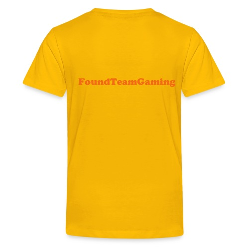 FoundTeamGaming Subscribe T-Shirt - Kids' Premium T-Shirt