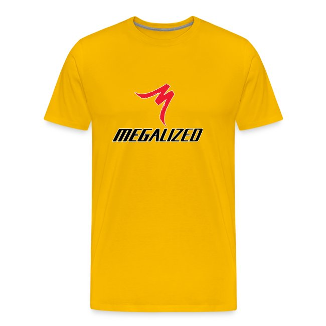 Megalized (yellow w/red M)