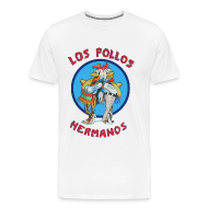 T-Shirts ~ Men's Premium T-Shirt ~ Los Pollos Hermanos