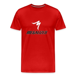 Megalized (any color) - Men's Premium T-Shirt