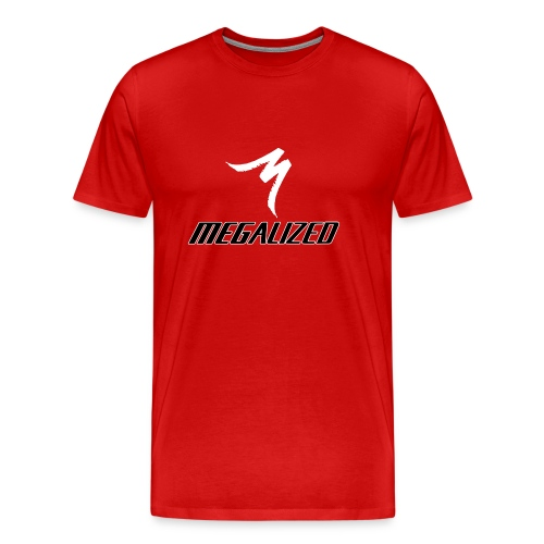 Megalized (any color) - Men's Premium T-Shirt