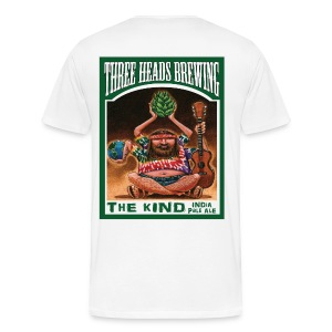 The Kind - Black Logo (Big Sizes) - Men's Premium T-Shirt