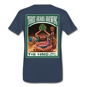The Kind - White Logo (Big Sizes) - Men's Premium T-Shirt