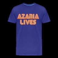 T-Shirts ~ Men's Premium T-Shirt ~ Azania Lives