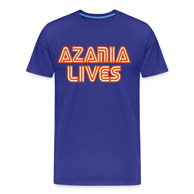 Azania Lives - Men's Premium T-Shirt