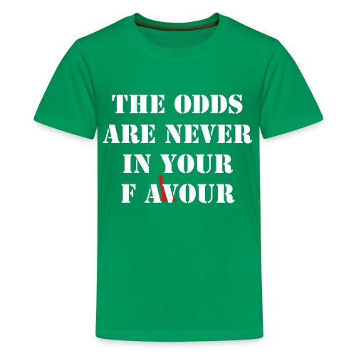 Odds Flavour Kid's - Kids' Premium T-Shirt