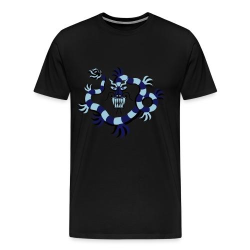 River Dragon T-Shirt - Men's Premium T-Shirt