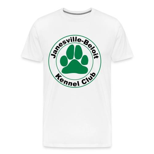 JBKC Duel Color Logo - Men's Premium T-Shirt