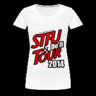 Women's T-Shirts ~ Women's Premium T-Shirt ~ STFU AND DO IT