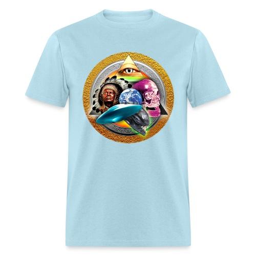 Mystic Mark Heavyweight T-shirt - Men's T-Shirt