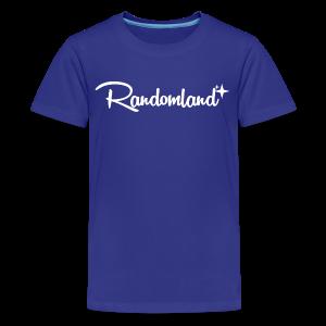 Randomland Kids! - Kids' Premium T-Shirt