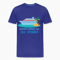30th Anniversary Gift (Cruise) T-Shirts