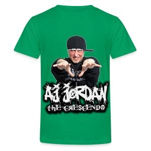 AJ Jordan Kids' T-Shirt (ALL COLORS) - Kids' Premium T-Shirt